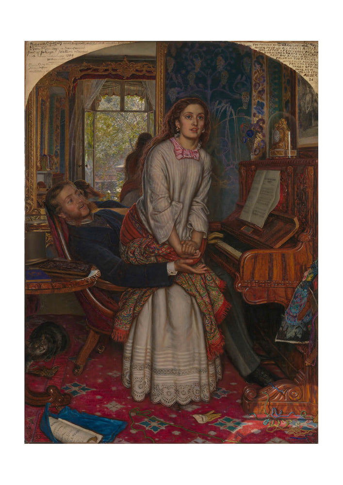 William Holman - The Awakening Conscience