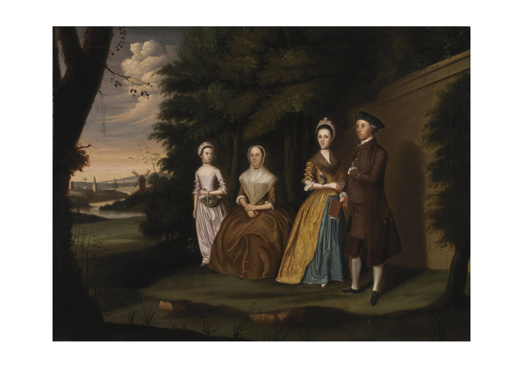 William Williams - The Wiley Family