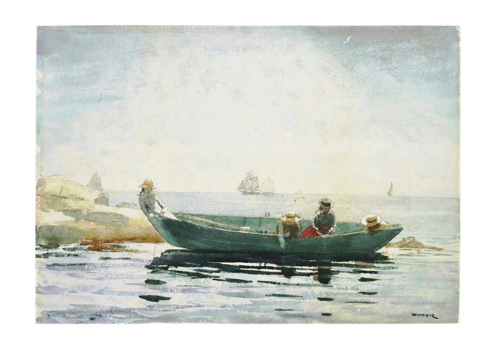 Winslow Homer - The Green Dory