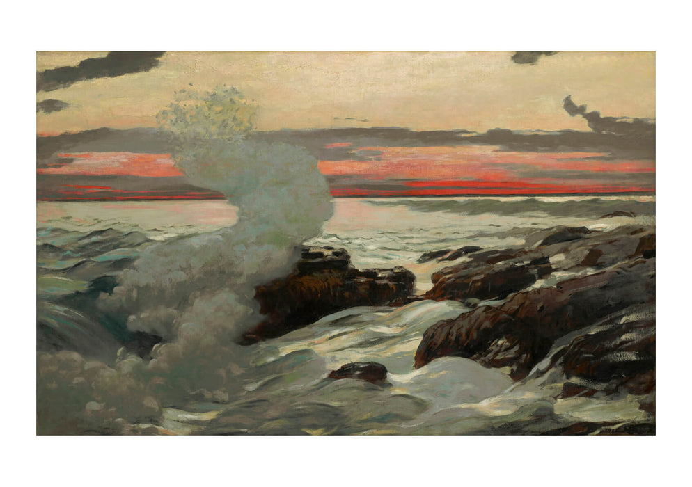 Winslow Homer - West Point Prouts Neck