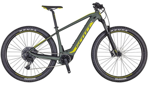 Scott Aspect eRide 930 29er Mens Electric Mountain Bike - 2020