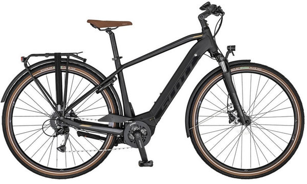 Scott Sub Active eRide Mens Electric Hybrid Bike - 2020