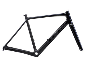 785 HUEZ RS DISC FULL BLACK MAT GLOSSY 2021 Frame and Forks