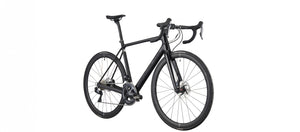Look 785 HUEZ RS DISC FULL BLACK MAT GLOSSY 2021