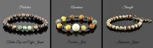 Yoga Bracelets | Lari's Jewelry Designs