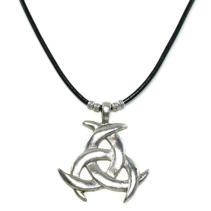 arrival new long chain bronze necklaces from goddess moon item jewelry necklace wiccan in pendant triple