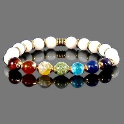 7 Chakras | Lari's Jewelry Designs