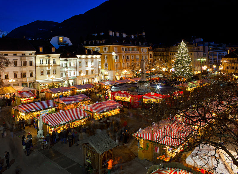 Italian Christmas Markets Create the Magic of the Season