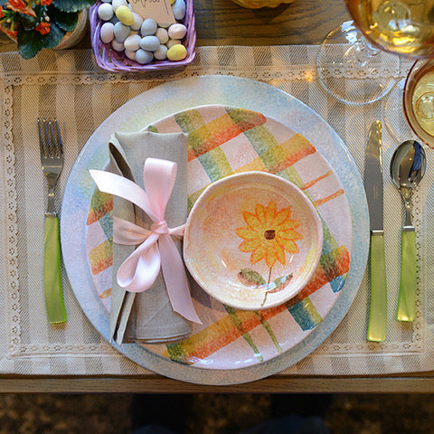 Renew and Refresh: The Spring Table