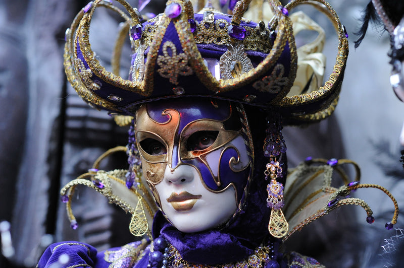 Shake Off Your Inhibitions, It's Carnevale!