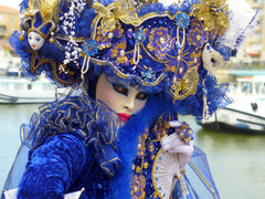 Carnevale: Masked Balls, Orange Throwing, and Paper Maiché – Oh My!