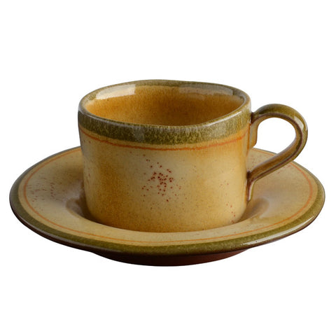 Laccata Puro Teacup and Saucer