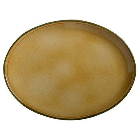 Laccata Puro Oval Serving Platter
