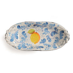 Amalfi Small Oval Dish