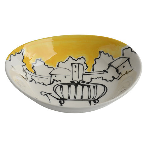 Appunti di Viaggio Yellow Soup Bowl