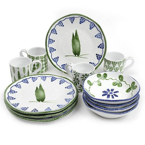 Toscana 12 Piece Dinner Set Bundle