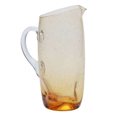 Tivoli Solid Amber Pitcher
