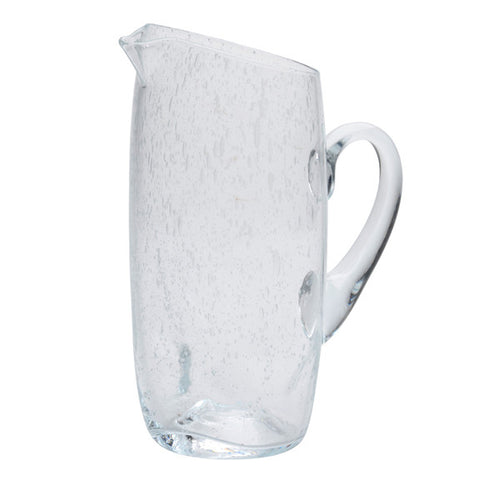 Tivoli Solid Clear Pitcher