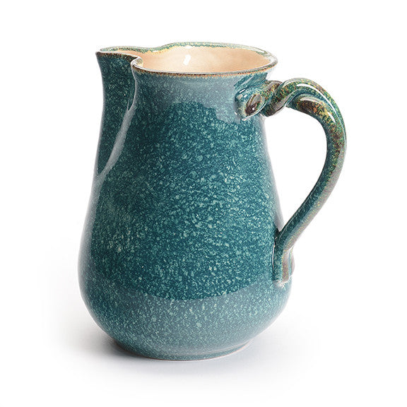Capri Pitcher with Twisted Handle