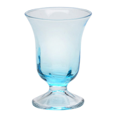 Villa d'Este Aquamarine Water Glass