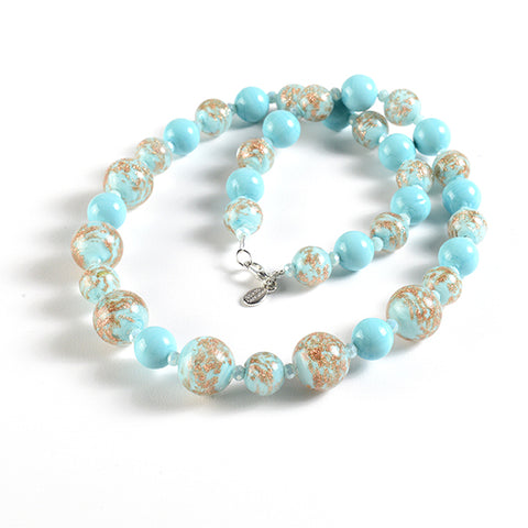 Collana in Light Blue
