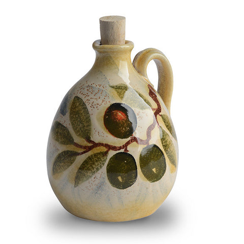 Extra Virgin Small Olive Oil Cruet