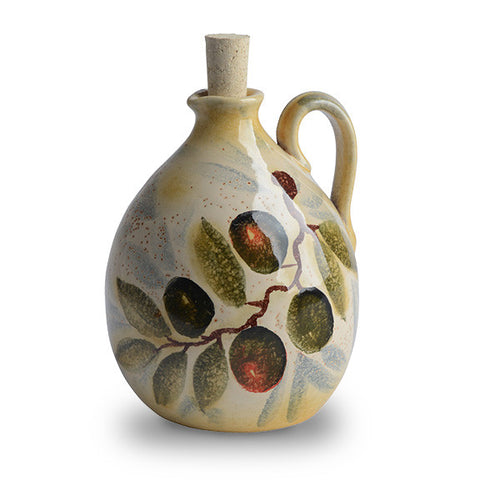 Extra Virgin Large Olive Oil Cruet
