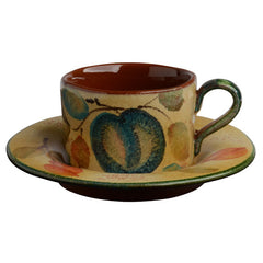 Teacup with Round Saucer