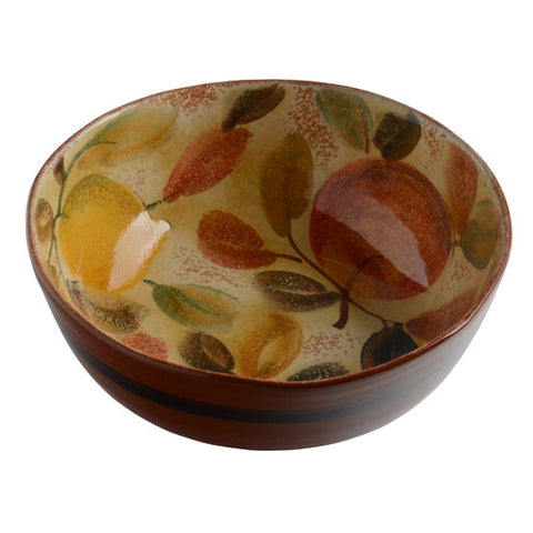 Frutta Laccata Medium Serving Bowl