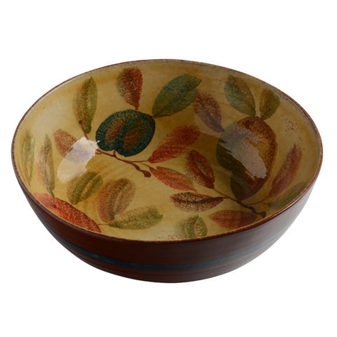 Frutta Laccata Large Serving Bowl