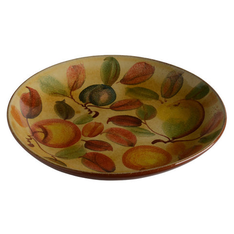 Frutta Laccata Medium Round Serving Platter