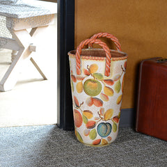 Frutta Laccata Umbrella Stand with Handles
