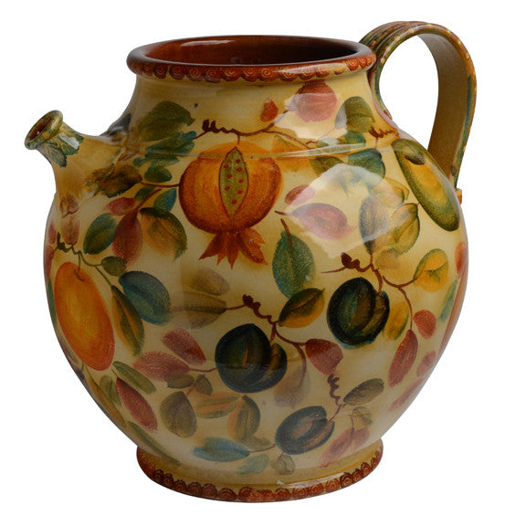 Large Decorative Pitcher