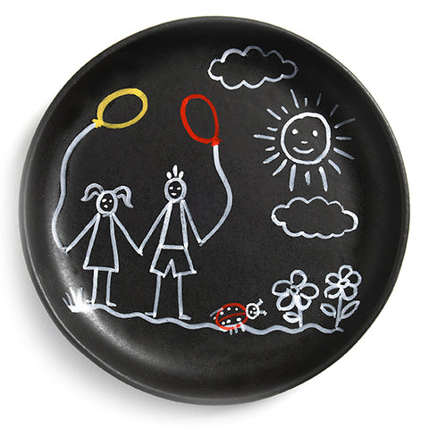 Gessetto Child's Plate