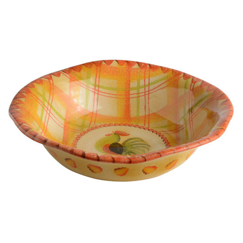 Il Canto del Sol Serving Bowl