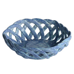 Blue Octagon Bon Bon Basket