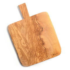 Legna Small Rustic Wooden Cutting Board