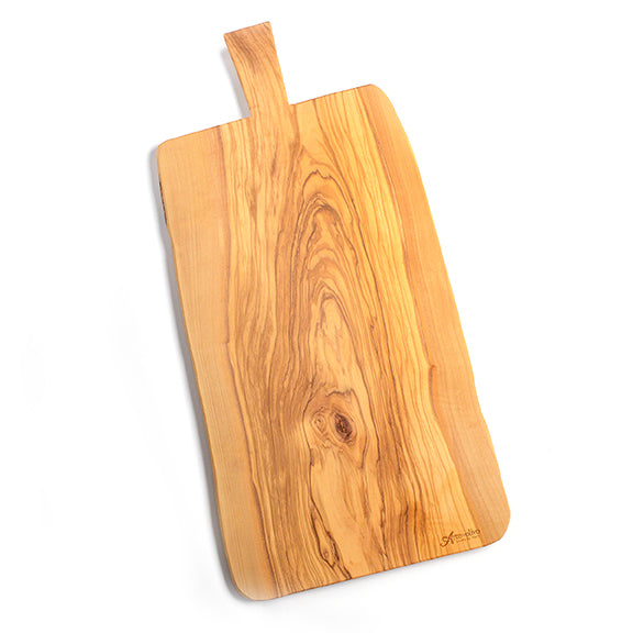 Legna Large Rustic Wooden Cutting Board