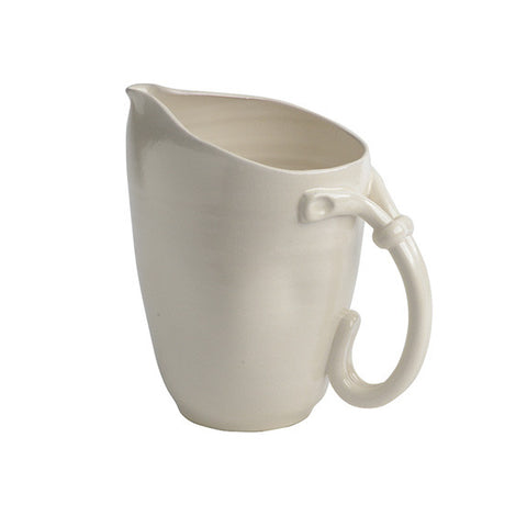 La Forma del Sogno White Pitcher