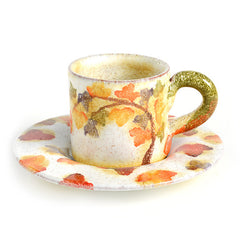 Lungotevere Espresso Cup and Saucer