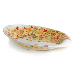 Lungotevere Large Oval Platter