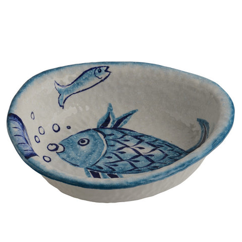 Mediterraneo Medium Serving Bowl