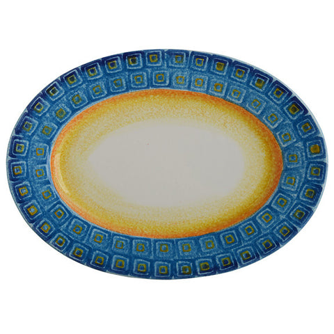 Mosaica Oval Serving Platter