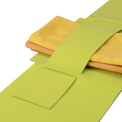 Mio Tavolo Green Runner Napkin Holder
