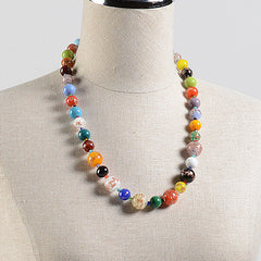Collana in Multicolor