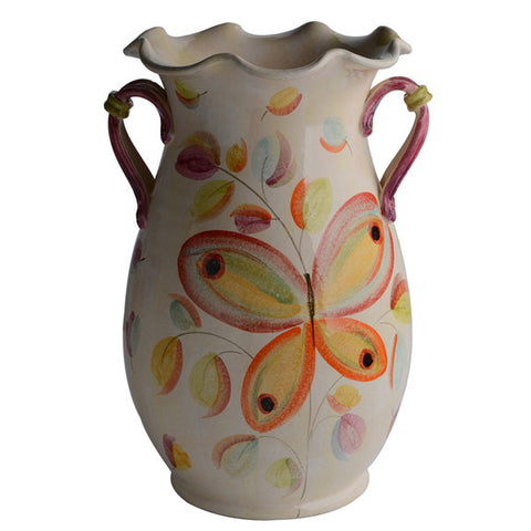 Ninfa Umbrella Stand with Handles