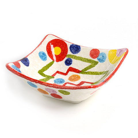 POP Christmas Small Square Bowl