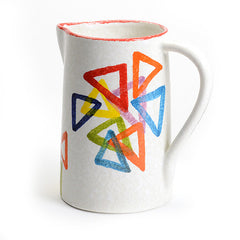 POP Triangle Pitcher
