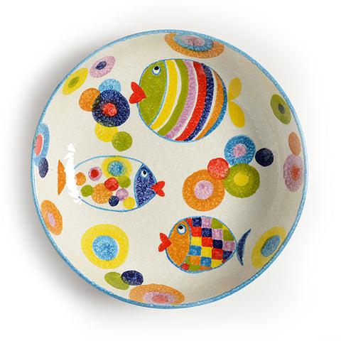 POP Waves Serving Bowl
