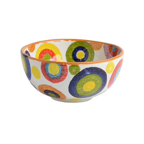 Circle Small Deep Bowl